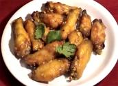 Sweet And Sour Chicken Wings